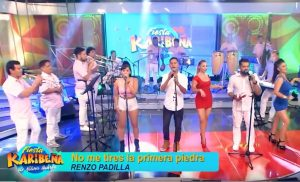 Renzo Padilla - No me tires la primera piedra